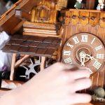 Gli orologi a cucù