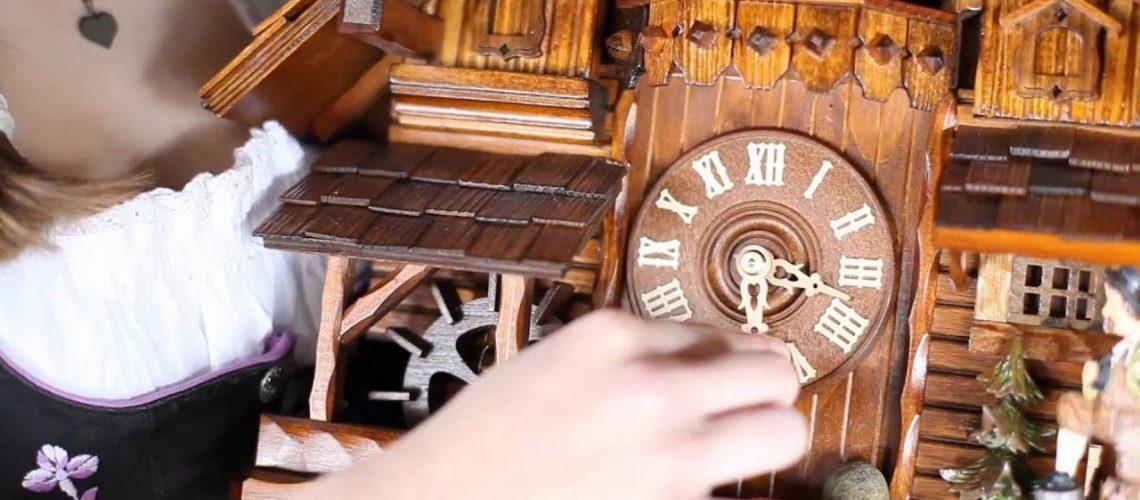 Copertina Orologi Cucu